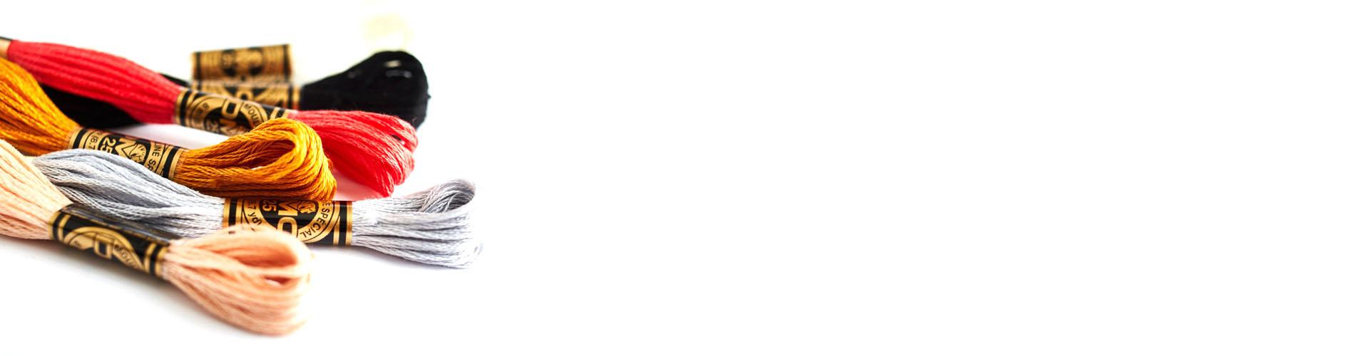 489 WARNA DARI DMC EMBROIDERY FLOSS